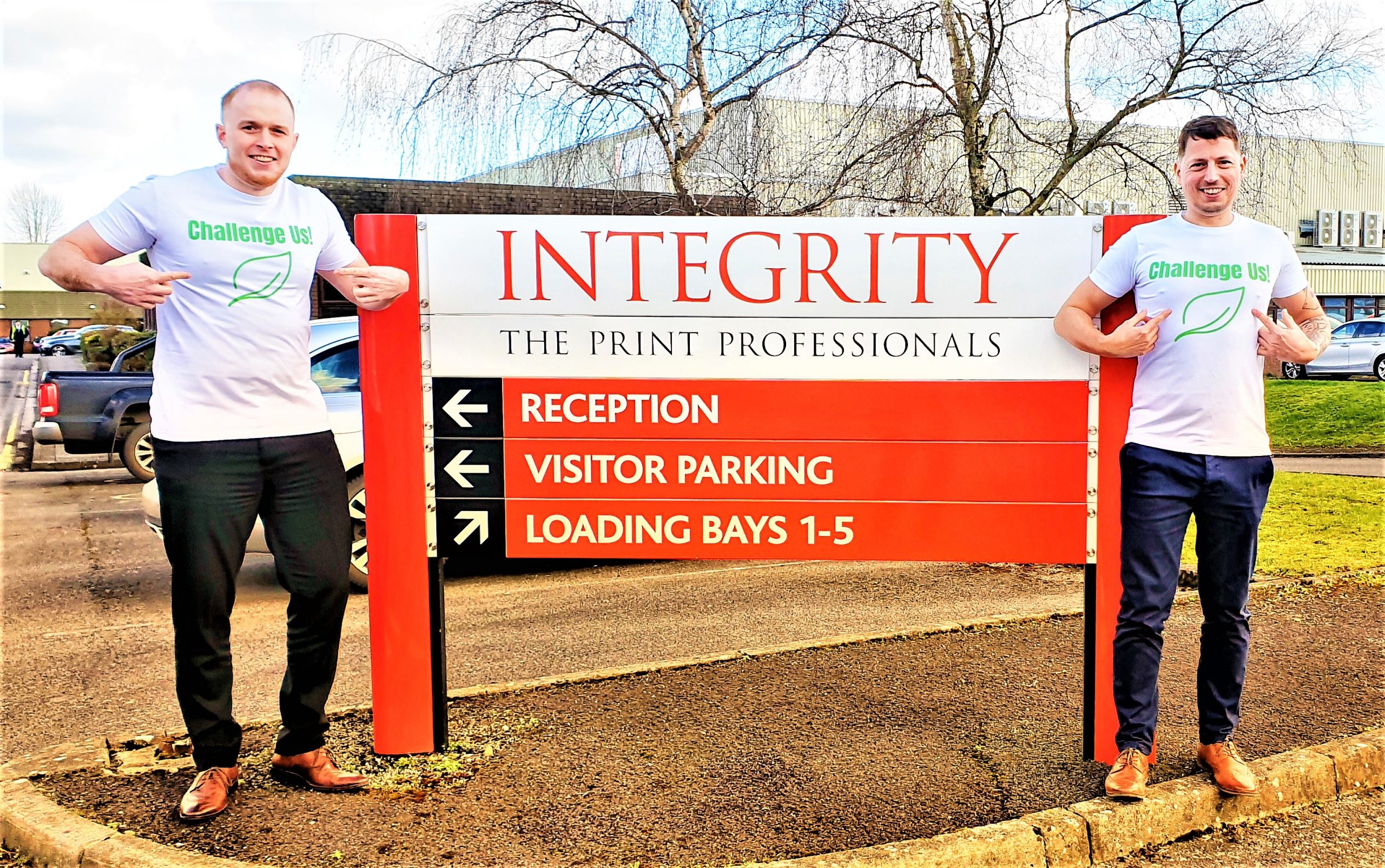 Integrity Launch the 'Challenge Us' Initiative